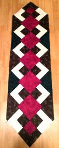 Free Pattern Quilted Table Runner Topper