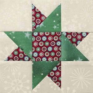 Holiday Quilted Table Runner Pattern