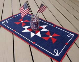 How to Quilt a Table Runner