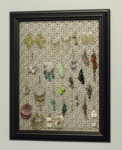 Large Earring Holder