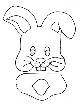 59 paper bag puppets guide patterns for Paper finger puppets templates