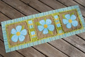 Pattern for Quilted Table Runner
