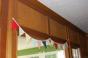 Personalized Bunting Banner