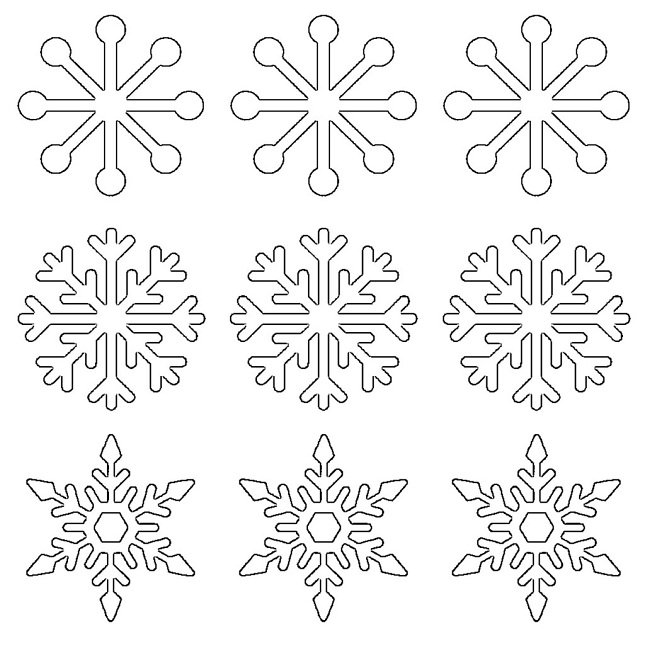 Popsicle Stick Snowflakes  Diys  Guide Patterns