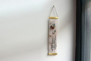Wall Earring Holder