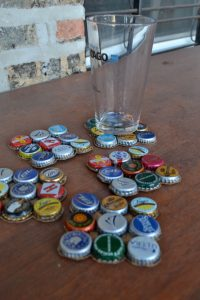 Beer Cap Coaster Tutorial