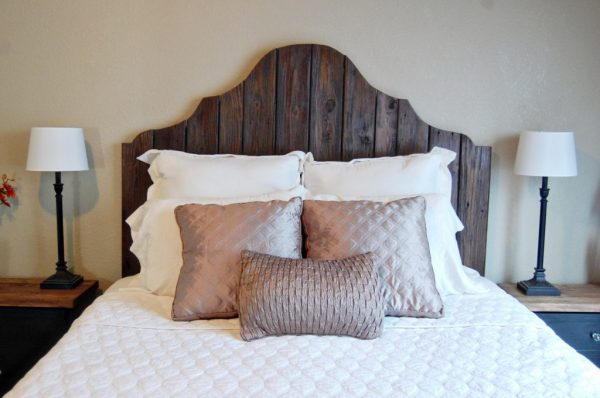 Beach Bedroom Headboard