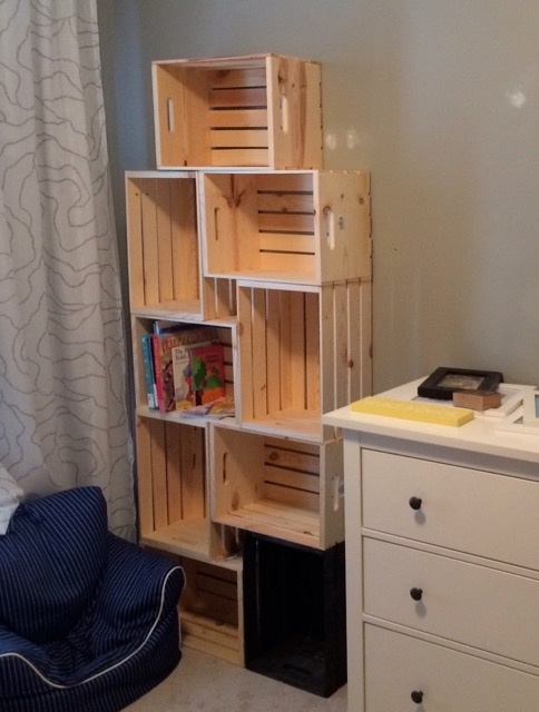 18 Detailed Pallet Bookshelf Plans and Tutorials | Guide ...