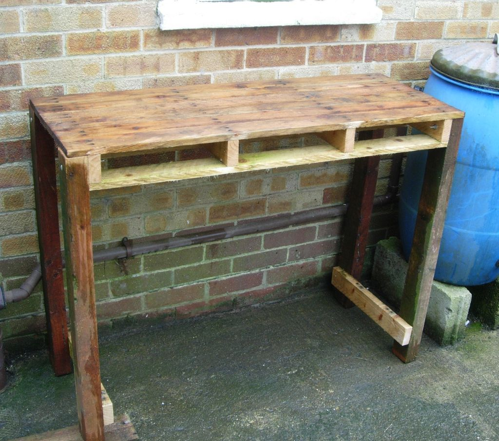 24 DIY Plans to Build a Bench from Pallets | Guide Patterns