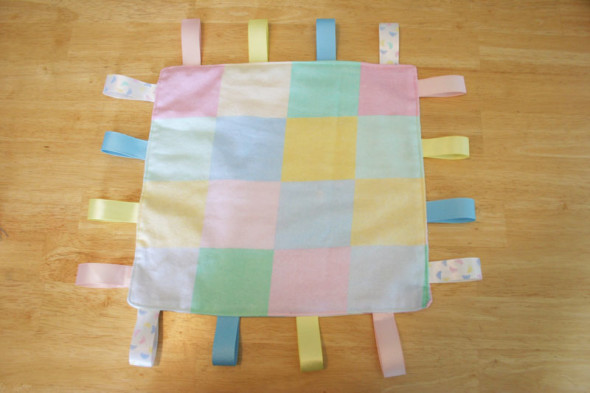 19 Patterns For Making A Baby Blanket With Tags Guide