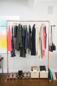 Pipe Clothes Rack