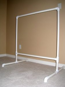 Plan for Pipe Clothing Rack