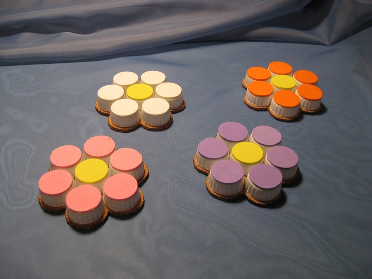 Craft Ideas With Water Bottle Caps