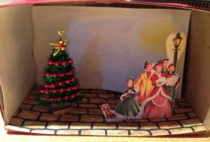 Shoebox Christmas Diorama