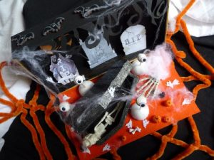 Shoebox Diorama Halloween