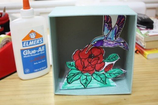 How to Make a Shoebox Diorama: 28 Ideas | Guide Patterns