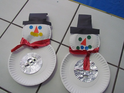 Paper Plate Snowmen & 21 Easy Paper Plate Snowman Ideas For Your Kids | Guide Patterns
