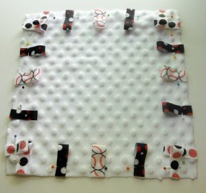 Tag Blanket Pattern