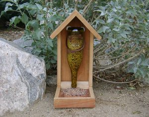 Wine Bottle Feeder