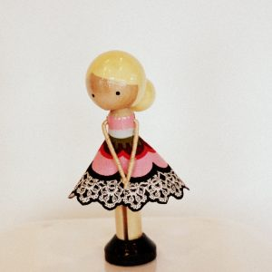 Clothespin Doll Pattern