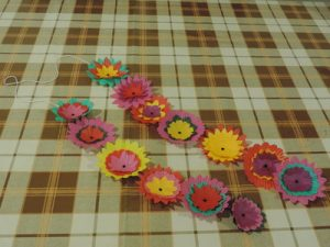 Cupcake Liner Flowers for Kids