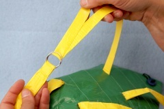 Duct Tape Backpack Straps