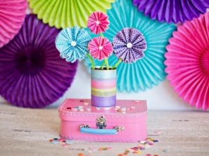 Flower Cupcake Wrappers