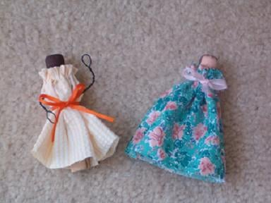 25 Easy Tutorials To Make Colorful Clothespin Dolls Guide Patterns