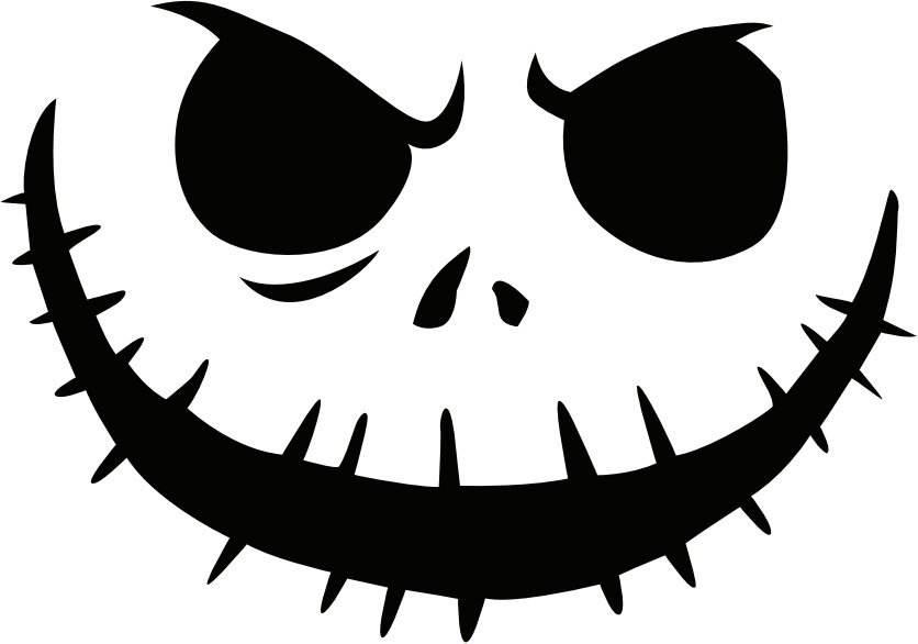 Pumpkin Carving Patterns Printable Jack Skellington Of 14 Unique Jack Skellington Pumpkin Stencil Patterns