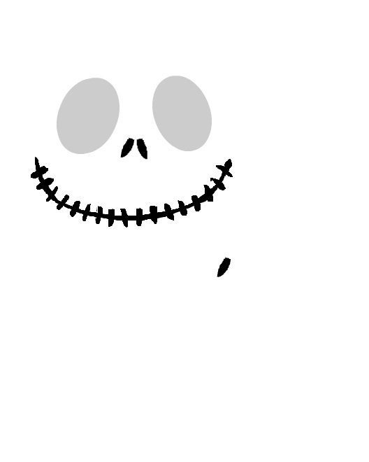 Unique jack skellington pumpkin stencil patterns