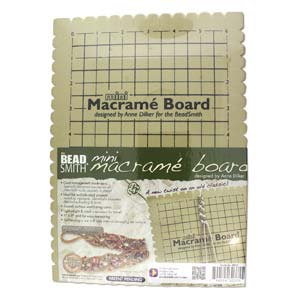 Macrame Board for Braiding