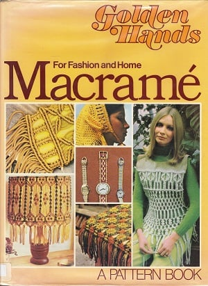 Buy Macrame Cords Supplies Rings And Books Guide Patterns
