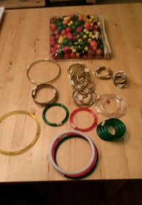 Macrame Supplies Rings