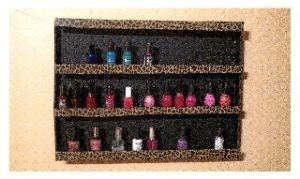 Nail Polish Storage Rack