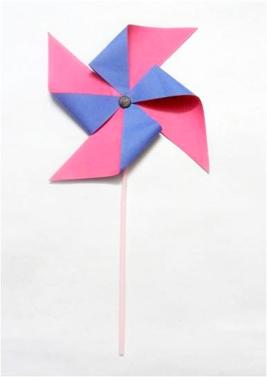 Paper Pinwheel  sc 1 st  Guide Patterns & How to Make Paper Pinwheels 35 DIYs | Guide Patterns