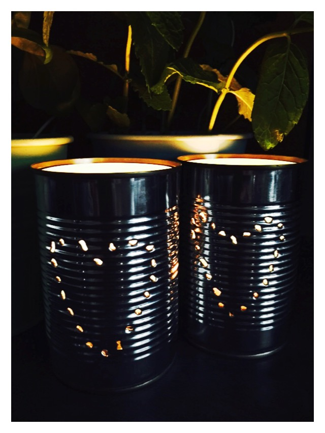 19 diy tin can lanterns  some with templates