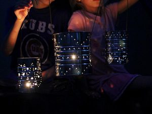 Tin Can Lantern Ideas