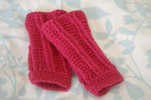 Baby Leg Warmers Crochet Pattern