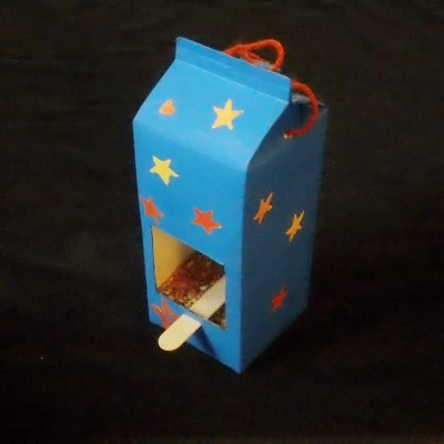 Images Of Bird House Craft