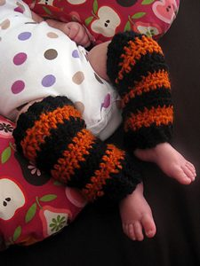 Crochet Infant Leg Warmers