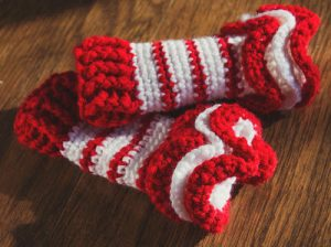 Crochet Leg Warmers for Kids