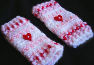 Crochet Newborn Leg Warmers