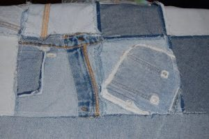 Denim Pocket Quilt