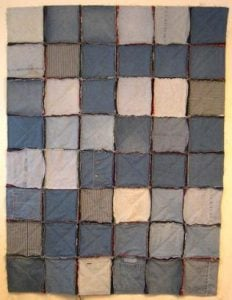 Denim Quilt Pattern