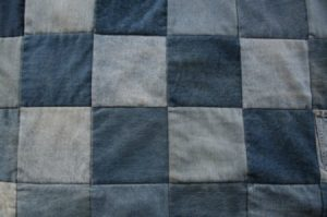 Denim Quilt Tutorial