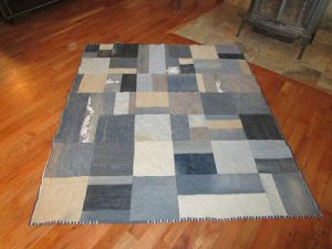 Free Denim Quilt Pattern