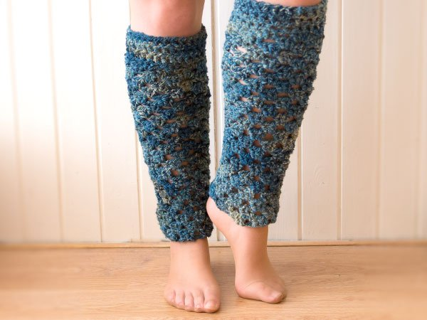 Crochet Free Patterns For Leg Warmers : 32 Free Patterns to Make Crochet Leg Warmers Guide Patterns