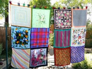 Patchwork Bohemian Curtains