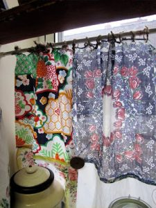 Patchwork Café Curtains