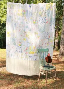 Patchwork Curtain